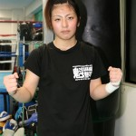 タイで8戦全勝の日本人女子キックボクサーキラッ☆Chihiro