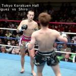 2015年5月17日 ISKAランキング戦 志朗 vs ロドリゲス